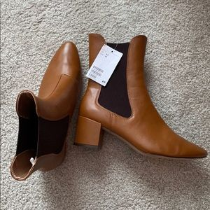 H&M Pointed Toe Boots